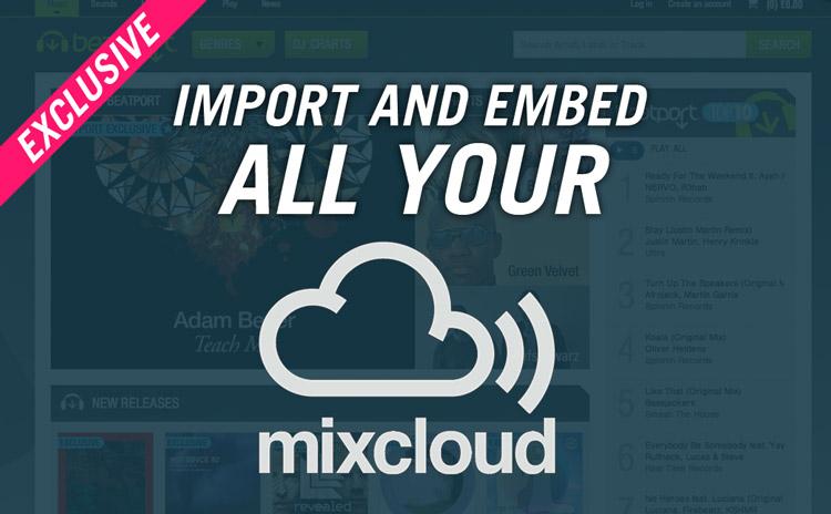 mixcloud-wordpress-import