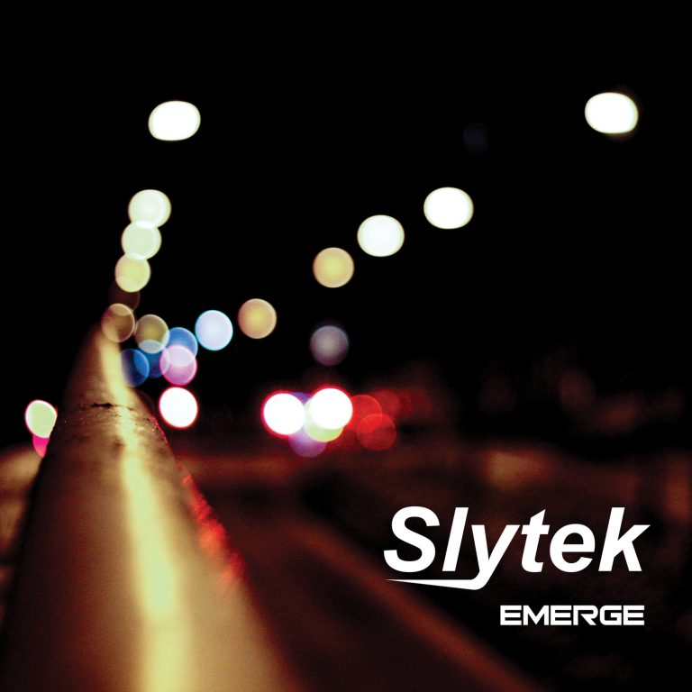 Slytek Emerge Album Sleeve