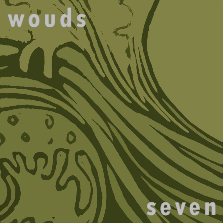 "wouds releases first single ""seven"" from forthcoming Acres EP."